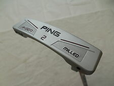 "New Ping Anser Milled (Black Dot) No. 2 34"" Putter Steel Slight Arc 34 inches #2"