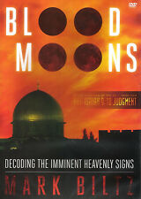 BLOOD MOONS: Decoding the Imminent Heavenly Signs by Mark Biltz - BRAND NEW DVD!