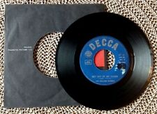 "ROLLING STONES / GET OFF OF MY CLOUD - I'M FREE - 7"" (printed in Italy 1965)"