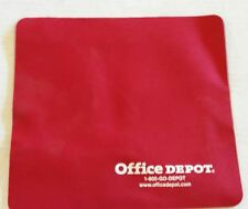 NEW ALLSOP OFFICE DEPOT MOUSE PAD 30687 (RED) (6 PCS FOR 29.99)