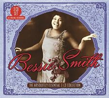 BESSIE SMITH - THE ABSOLUTELY ESSENTIAL - NEW CD COMPILATION
