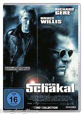 DER SCHAKAL (Bruce Willis, Richard Gere) NEU+OVP