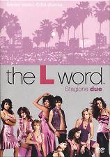 THE L WORD  - STAGIONE 02  cofanetto 4 DVD NUOVO E SIGILLATO, EDIZIONE ITALIANA