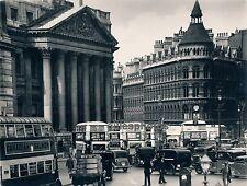 LONDRES London c. 1940 - Picadilly Circus Bus à Impériale U.K. - DIV805