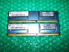 2GB HP PC2-5300F 667MHz DDR2 CL5 Fully Buffered Memory (FBDIMM)