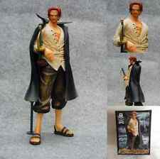 ONE PIECE MASTER STARS PIECE SHANKS FIGURE RED HAIR VERSION AUTHENTIC  #ssep15