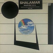 Shalamar Deadline U.S.A. 12 Zoll Maxi RAR k173 washed - cleaned