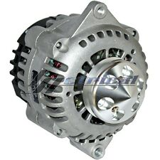 HIGH OUTPUT BILLET ALTERNATOR For CHEVY GM GMC HOTROD 4.8 5.0 5.7 3 WIRE 180 AMP