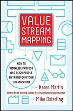 Value Stream Mapping : How to Visualize Process and Align People to Transform...