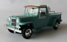JEEP IKA WILLYS BAQUEANO 1/43 PICK-Up - IXO, DIECAST, METAL, 2016 NEW IN BOX.!