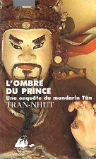 TRAN-NHUT L'OMBRE DU PRINCE + PARIS POSTER GUIDE