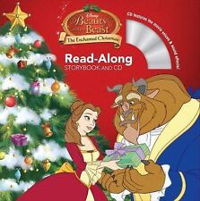 Beauty and the Beast: The Enchanted Christmas Read-Along Storybook and CD