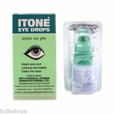 10 Pack Itone Ayurvedic Herbal Eye Drop Natural Allergies 10ml Each *Best Offer*