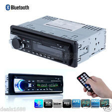 Bluetooth Car Stereo Audio LCD integrato Unità Radio FM Ingresso Aux SD USB MP3