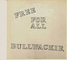 BULLWACKIES ALL STARS - FREE FOR ALL  CD NEU