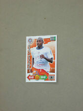 Trading card carte panini FOOT 2011-2012 ADRENALYN XL  CAMARA  MONTPELLIER