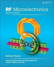 NEW RF Microelectronics (2nd Edition) by by Behzad Razavi