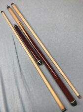 Panther Custom Set, Dedicated Break & Dedicated Jump Cues In Rosewood G10 Tips