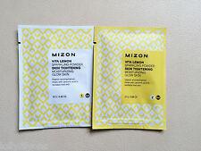 MIZON Vita Lemon Sparkling Powder Duo Skin Tightening Moisturising Glow