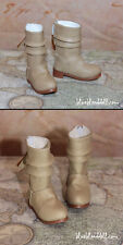 1/3 bjd girl doll beige boots shoes SD13/16 EID SID dollfie dream #S-67 ship US