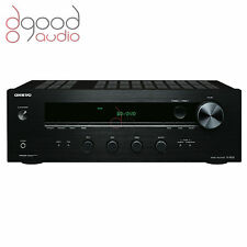ONKYO TX-8150 NETWORK STEREO RECEIVER AMPLIFIER Wi-Fi, DAB - Black (TX8150)