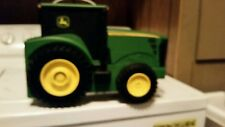 Ertl John Deere Toy Case Tractors Carry D0613Q00 Green Black Handle Plastic