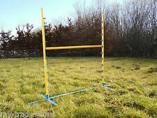 Pocky-Pet Agility Hurdle agility Jump Hop pole with Bag NEW AND ORIG. PACKAGE