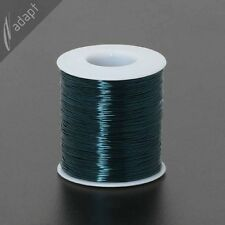 23 AWG Gauge Magnet Wire Blue Aqua 625' 155C Enameled Copper Coil Winding Tattoo