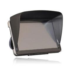 5 Inch Car GPS Professional Navigator Sun Shade Anti Reflective
