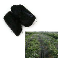 3x10m Black Anti Bird Net Mesh For Fruit Crop Plant Tree Bird-Preventing Netting