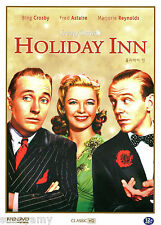 Irving Berlin's - Holiday Inn - Bing Crosby Fred Astaire [COLOR] DVD (NEW)