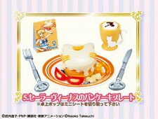 Re-ment Sailor Moon Sailormoon Crystal miniature Cafe Sweets Collection RARE #5