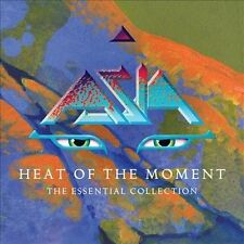 Heat of the Moment: The Essential Collection by Asia (Rock) (CD, May-2013,...