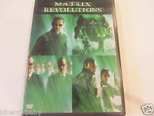 The Matrix Revolutions DVD 2004 2-Disc Set The final movie in the Trilogy