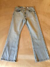 Abercrombie & Fitch - Women's Denim Jeans, Relaxed, Light Wash, Cotton, Sz: 8