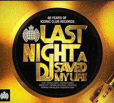 Last Night A DJ.. The Best Ministry of Sound Disco 3-CD (80s 90s Donna Summer)