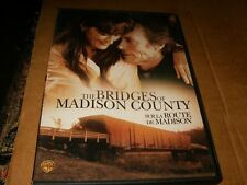The Bridges Of Madison County DVD,Used.