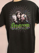 NEW - THE DOORS 21st CENTURY BAND / CONCERT / MUSIC T-SHIRT EXTRA LARGE