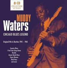 Muddy Waters-Chicago blues legend, 10 CD NUOVO