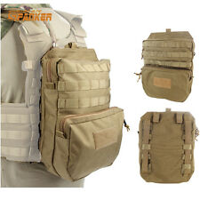 3L Tactical Hydration Pack Molle Water Bag Assault Backpack Pouch for JPC Vest