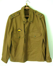 Soviet Military Uniform Tank Man Officer's Jacket Size 54 / XL NEW