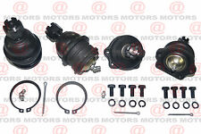 For Nissan Pickup 1995-1997 Front Left Right Upper Lower Ball Joints New