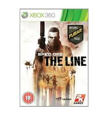 Xbox 360 Spec Ops: The Line-Fubar PAC - 1st Class Delivery