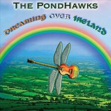 The Pondhawks-Dreaming Over Ireland  CD NEW