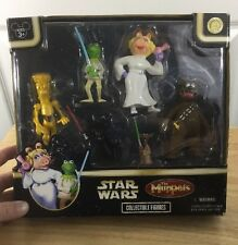 Star Wars The Muppets Collectible Figure New In Box Disneyland Action Figures