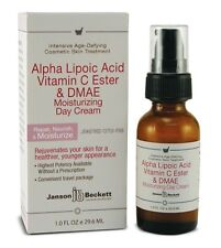 Janson Beckett Alpha Lipoic, DMAE Day Cream AlphaDerma