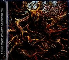 DEFLESHED AND GUTTED s/t CD Ottime Condizioni