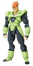 Bandai S.H. FIGUARTS DRAGON BALL Z ANDROID C16 BROWN BOX C-16 GOKU offerta