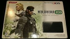 METAL GEAR SOLID SNAKE EATER 3DS PREMIUM PACK