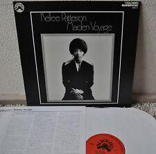 Kellee Patterson Maiden Voyage Japan Quadraphonic LP 1997 PLP-6731 Insert